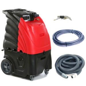 Sandia Indy Automotive 86 4000 h Carpet Extractor Auto Detailing W Hand Tool