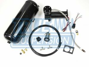 Universal Towing Assist Air Ride Suspension Control System Single Switch