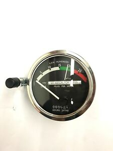 Tachometer Gauge For John Deere 3010 4000 4010 4020 4320 4520 4620 5010 5020