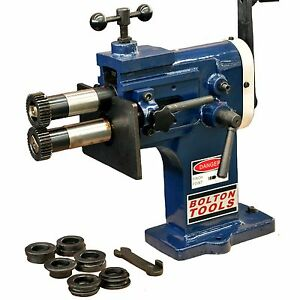 Bolton Tools 8 Heavy Duty Bead Roller Tb12