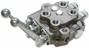 Cross 136250 Ots 2 Spool Open Center Hyd Valve