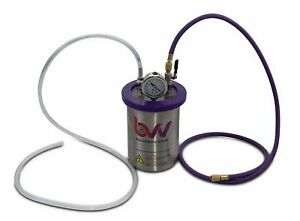Best Value Vacs 2 Quart Resin Trap Vacuum And Degassing Chamber