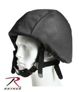 Rothco 9656 Helmet Cover - Black for Mich or Pasgt Helmets