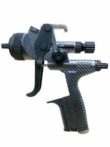 Limited Edition Carbon Black Car System Sata Jet 5000b Rp Rps 1 3mm Spray Gun