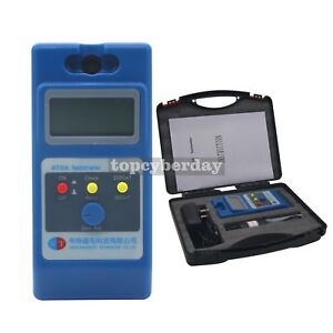 Wt10a Lcd Tesla Meter Gaussmeter Surface Magnetic Field Tester 10gs Ns Function