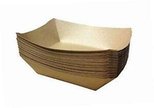 Southland Brown Paper Food Trays 250ct 7 X 5 X 1 5 2 5 Lb Capacity