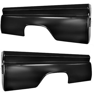 1960 1966 Chevy Truck Quarter Panel Bedside Long Bed Fleetside Right