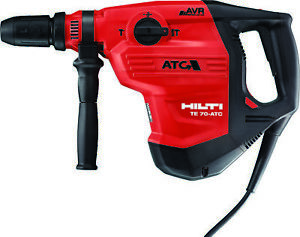Hilti Te 70 atc avr Combihammer Drilling Demolition Brand New