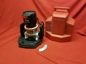 Sears Craftsman Router 1 5hp 25 000rpm model 315 174921 For Parts