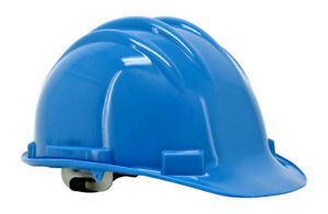 Ironwear 3960 b Hard Hat 4 Point Smooth Edge Blue Case Of 20 Free Shipping