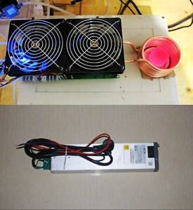 1800w 30a Zvs Induction Heating Board Flyback Driver Heater Ignition Power