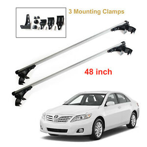 New Car Roof Cargo Luggag Carrier Cross Bar Rack For Toyota Camry 2007 2011