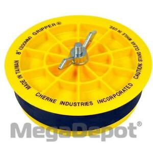 Cherne 270270 Gripper End Of Pipe Plug 8 Nominal Size