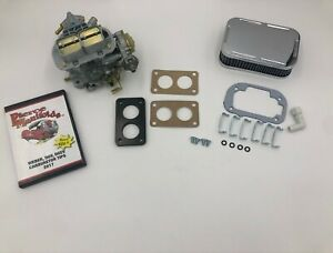 Bmw 2002 Genuine Weber 38 38 Hi Performance Carburetor Conversion 1972 1976