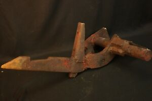 1pt Factory 1 Point Ih International Harvester 151 200 2 Disc Plow Farmall 140