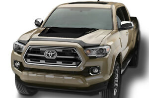 Custom Hood Decal Wrap Kit Trd Off Road For 2016 2017 Toyota Tacoma Truck Black