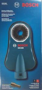 New Bosch Hdc200 Sds max Hammer Dust Collection Attachment Free Shipping