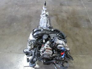 Jdm Mazda 13b Rx8 Engine And 6 Speed Transmission 2003 2008 Renesis