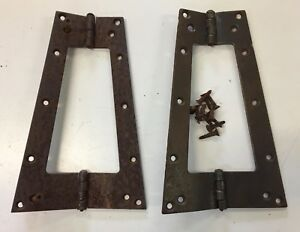 1914 1925 Ford Model T Open Car Roadster Door Hinges W Some Screws Rat Rod