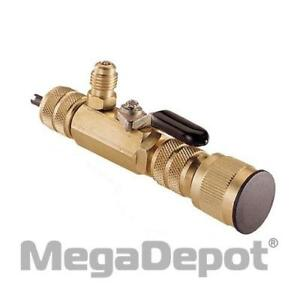 Mastercool 91496 Valve Core Remover installer With Access Port hvac