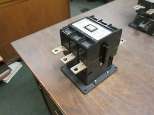 Brah Electric Contactor Eh 175 120v Coil 200a 600v Used