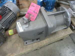 Nord Inline Helical Gear Reducer Sk 42 N250tc Ratio 5 75 1 4142 Lb in Torque