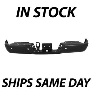 New Steel Primed Bumper Face Bar For 2009 2018 Ram Truck 1500 W Park Ast 09 18