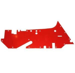Left Hand Side Panel With Choke Slot Allis Chalmers D14 D15