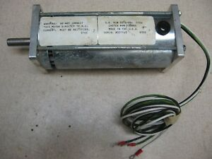 Dc Motor 115v 0 5 Diameter Shaft 1 80 Permanent Magnet Wind Water Turbine