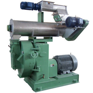 Rebuilt Cpm Century 100 Hp Pellet Mill Feeder conditioner Available For Extra