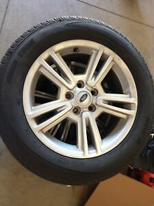 2010 Ford Mustang Wheels And Tires