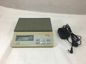 Ascom Ae3 9001 Digital Postage Scale 48oz Works Perfect