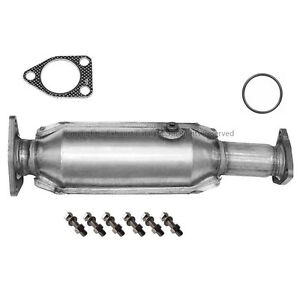 2004 2008 Acura Tsx 2 4l Rear Catalytic Converter With Gaskets