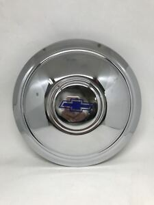 Chevy Corvette Rally Police Wheels Center Cap Chrome