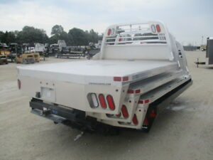 Cm Flatbed Body Alrd 8 6 X97 56 Ca 38 R Ford Dually Aluminum Truck Bed 191477