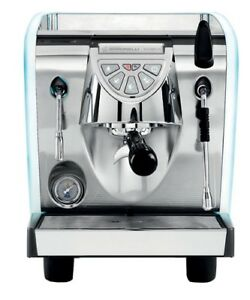 New Nuova Simonelli Musica Espresso Machine Lux Version W Led Lining