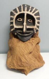Incredible Large Antique Mossi Ceremonial Mask Burkina Faso Africa 20 High