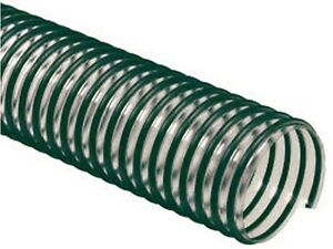 Clear Flexible Dust Collection Hose Flex tube Pv 4 X 50 Flexaust Dust Hose