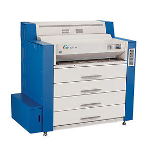 Kip Color 80 Wide Format High Speed Printer Copier