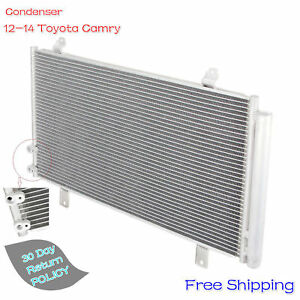 Ac A c Condenser Fits For Toyota Camry Avalon Lexus Es350 Oe 88460 06230 New