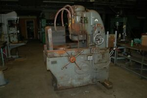 Blanchard No 11 Grinder With 16 Magnetic Chuck Needs Cleaning