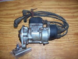 Farmall Cub Ih Magneto Complete With Wires
