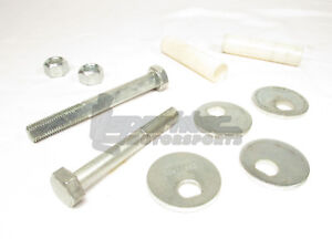 Spc Caster Camber Bolt Kit 1 50 Degrees Toyota 99 06 Tundra 01 07 Sequoia