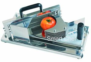 New Commercial Stainless Steel Tomato lemon Slicer