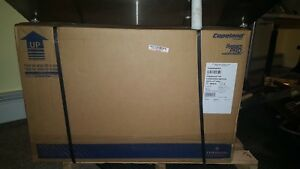New Copeland Emerson Air cooled Condensing Unit Item No ffap 017z cfv 072