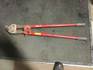 H k porter 36 Roof Seaming Tool Or metal Working Tool