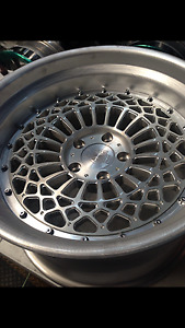 19 Inch Customized 3 Pieces Wheels