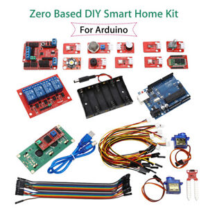 Smart Home Kit Connector Wire Board Environment Monitoring For Arduino Platform