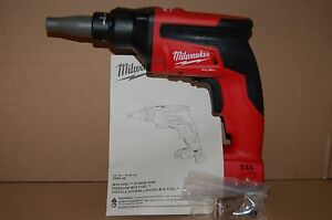 New Milwaukee 2866 20 M18 Fuel Drywall Screw Gun Bare Tool Only
