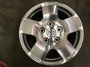 2007 2013 Toyota Tundra 18 Alloy Factory Oem Wheel Rim 69516 W Center Cap W74